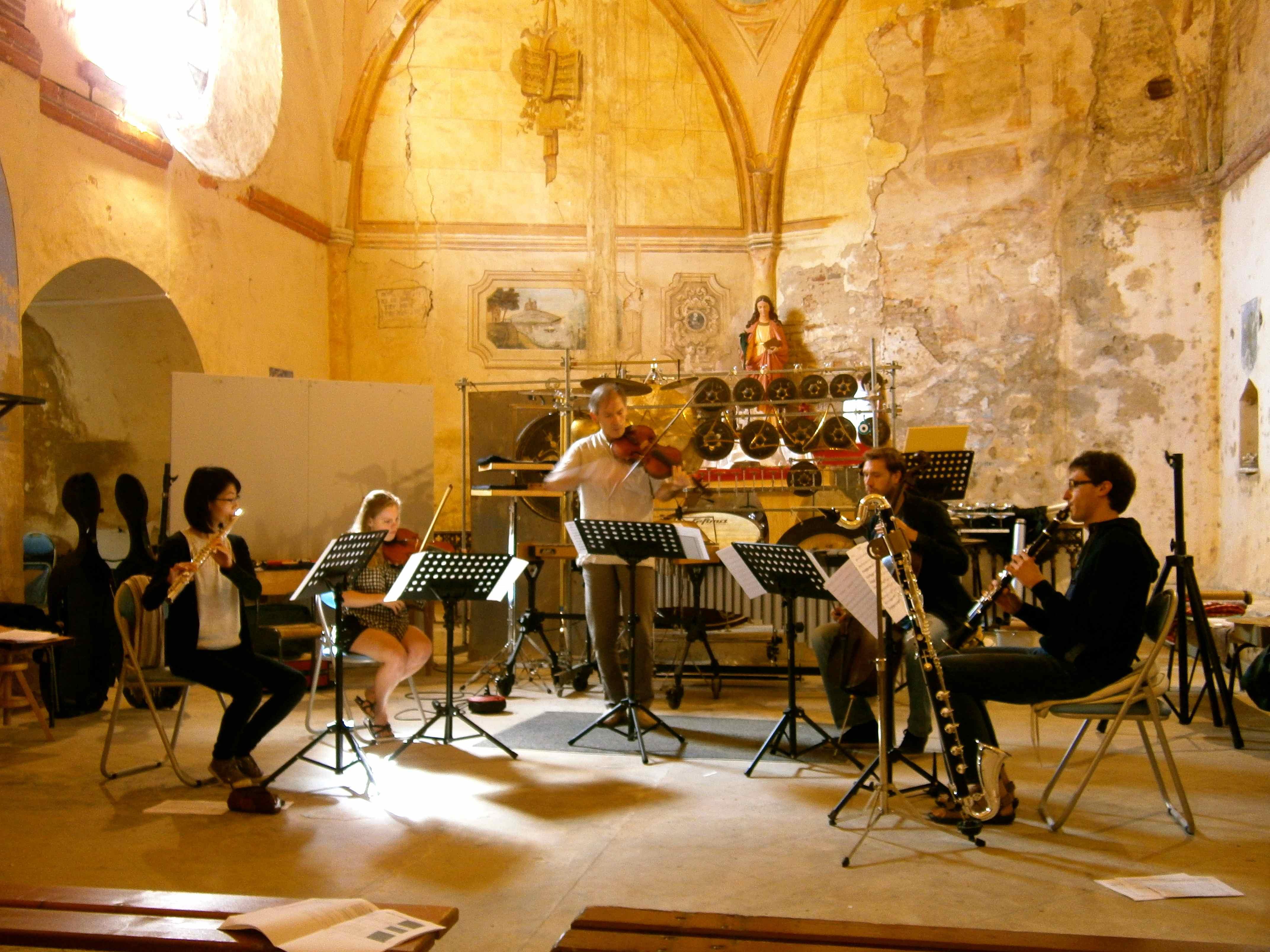 ECCE Ensemble