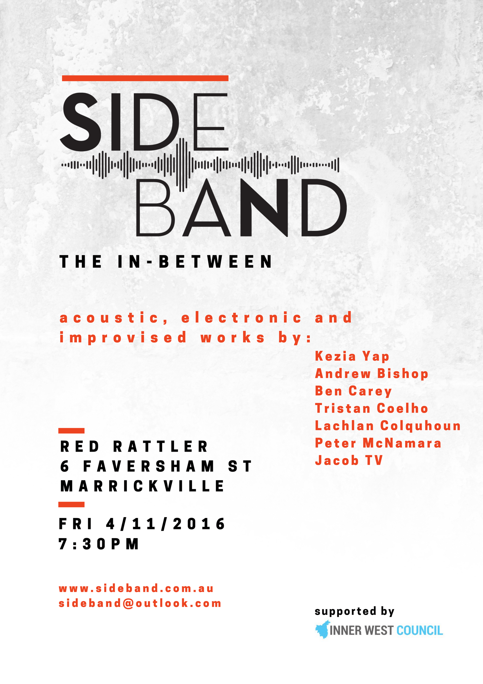 Sideband- the inbetween
